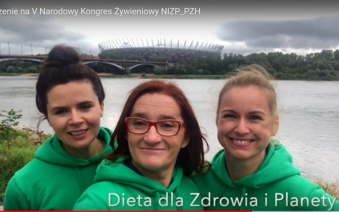 Exercise is Medicine Poland zaprasza na5 Narodowy Kongres Żywieniowy
