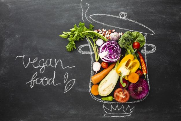 Fakty imity dotyczące diety wegańskiej