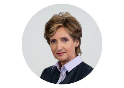 dr hab. n. ozdr. Regina Wierzejska, prof.NIZP PZH – PIB