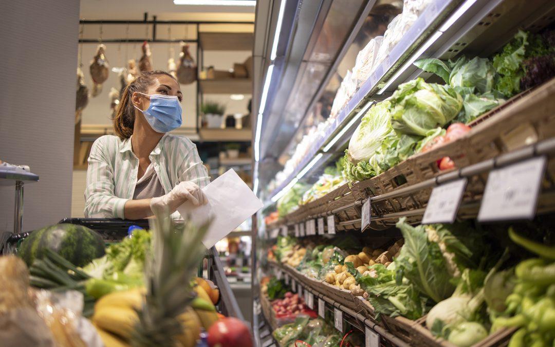 Jak planować rozsądne zakupy spożywcze orazzdrowe posiłki wczasie pandemii koronawirusa?
