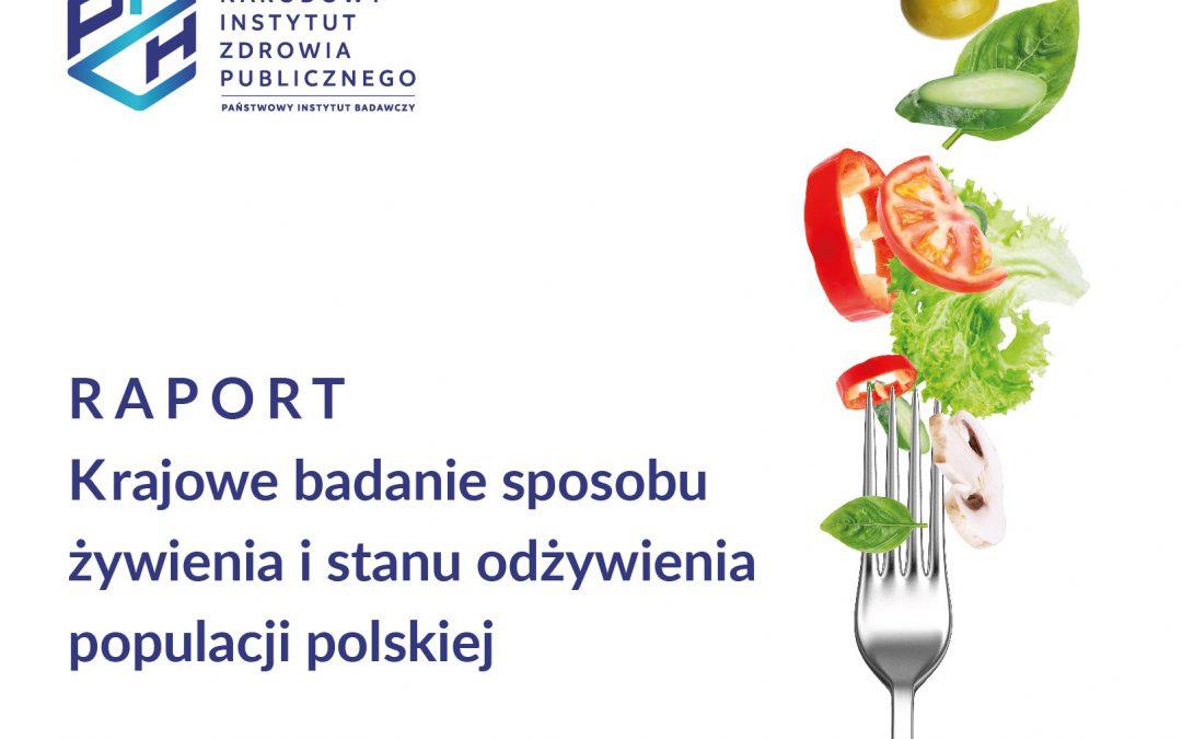 Krajowe badanie sposobu żywienia  istanu odżywienia populacji polskiej