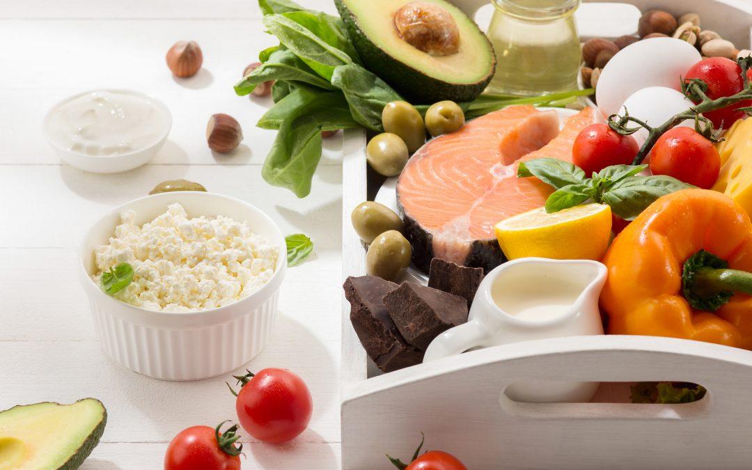 Odżywianie dla budowania odporności